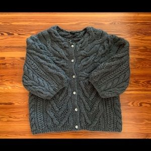 Ann Taylor wool cardigan
